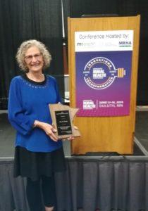 CEO of Sawtooth Mountain Clinic Receives Award - Sawtooth